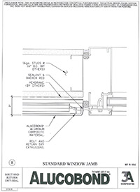 08RRDRY Standardwindowjamb