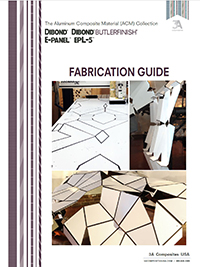 Fabrication Guide - DIBOND®