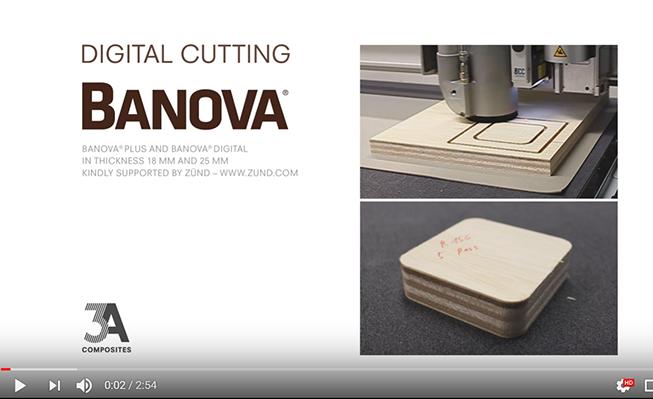 Digital Cutting Banova