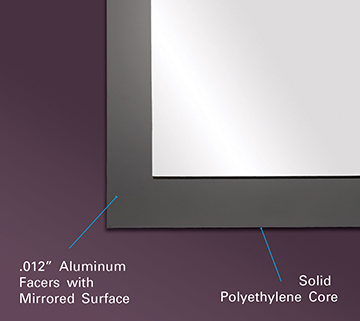 DIBOND® Specialty Finishes